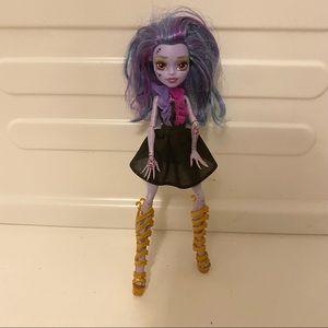 RARE Monster High I Love Fashion Djinni Whisp Grant Mattel Doll 2015